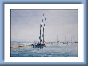 aquarelle paysage